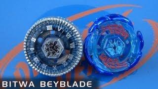 Bitwa Beyblade #1 - Galaxy Pegasus W105R2F kontra Twisted Tempo 145WD