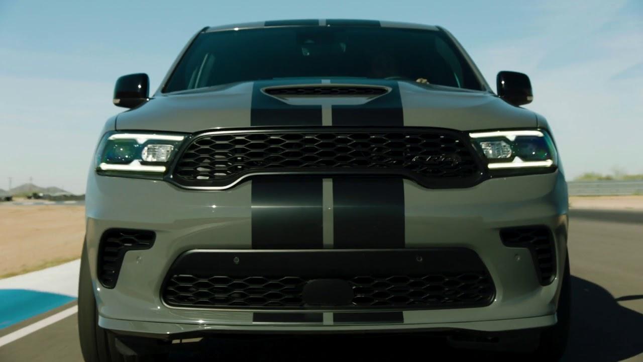 2021 Dodge Durango SRT Hellcat Debuts As World's Most Powerful SUV