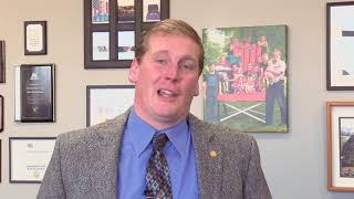 Merry Christmas and Happy New Year from Sen. Ed McBroom