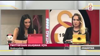 GSTV | Nazlı Öztürk ve Serem Tan'ın hazırlayıp sunduğu Hashtag Programı (4 Eylül 2015)