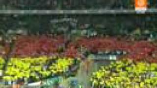 England vs Germany : national anthems