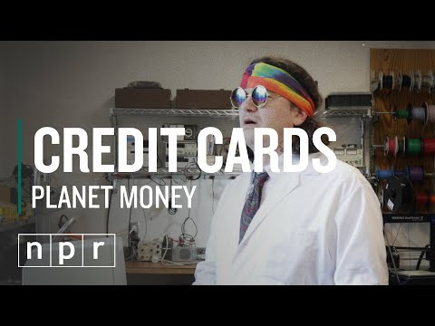 Why Credit Cards Have That Annoying Chip | Planet Money | NPR
