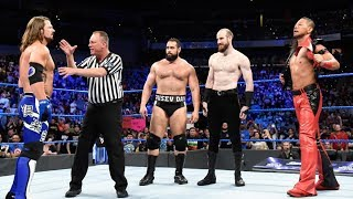 WINC Podcast (4/25): WWE SmackDown Review With Matt Morgan, Women Not On Greatest Royal Rumble Card