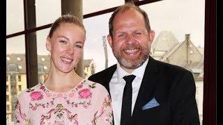 Truls Svendsen viser frem kjæresten Charlotte