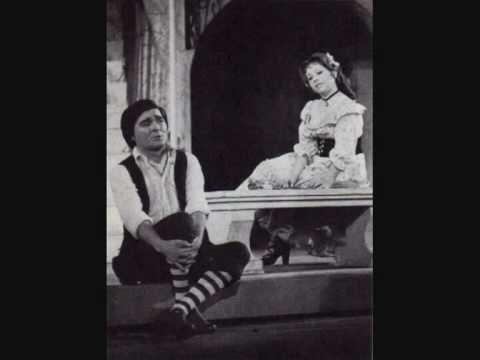 Donizetti: Szerelmi bájital - Kettős (Kalmár Magda, Kelen Péter)