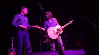 Evan Felker & Rhett Miller - Long Hot Summer Days / Doreen (Live)