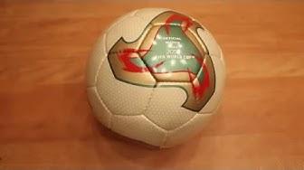WM 2002 Matchball Fevernova - Adidas Spielball