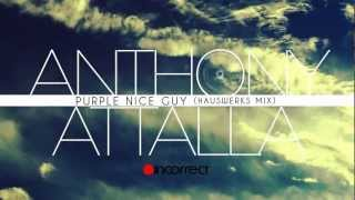 Anthony Attalla - Purple Nice Guy (Hauswerks Remix) :: {Incorrect Music} :: OFFICIAL VIDEO