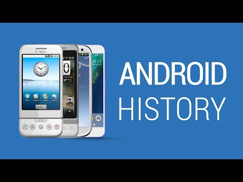 Android Phones History