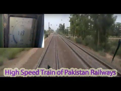 Pakistan Railways: Massive AGE-30 with Tremendous Momentum up to 120 KMPH