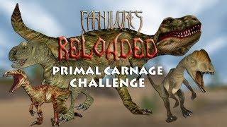 Primal Carnage Challenge — Carnivores Reloaded   Carnivores Challenges