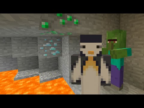 Minecraft Xbox - Series To Slay The Ender Dragon - The Cave of Caves [Part 3]