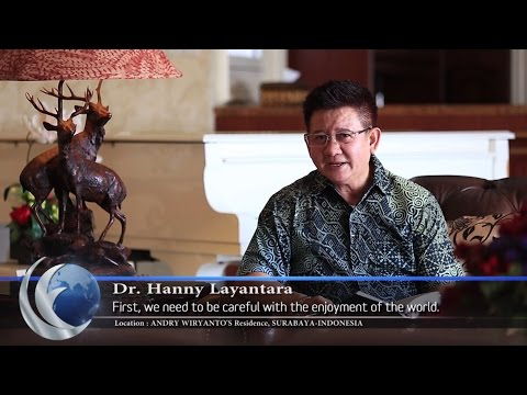 """Video Lensa Firman Episode: """"Facing The End Time"""" by Dr. Hanny Layantara."""