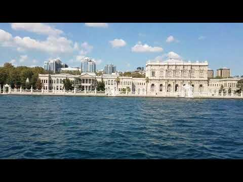 Istanbul Sultans winter palace energy