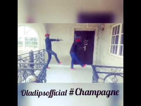 Oladips ft lil kesh -champagne remix..@thedynamixdancecrew