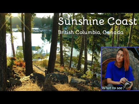 WHAT TO SEE in Sunshine Coast, British Columbia, Canada
