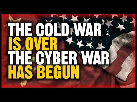 THE COLD WAR IS OVER THE CYBER WAR HAS BEGUN - POLITICAL-GEO