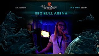 Red Bull Arena, The International 7