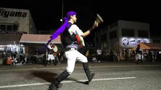 2019沖縄国際カーニバル道ジュネー 山里青年会【4k】yamazato-seinennkai