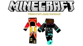 Minecraft JuJu survival episode 3 #dang!, I lost it!