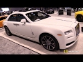 2017 Rolls Royce Ghost Series II - Exterior and Interior Walkaround - 2017 Chicago Auto Show
