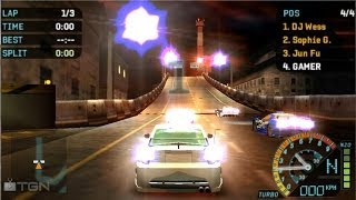 Need for Speed Underground Rivals Over The Top Cheats