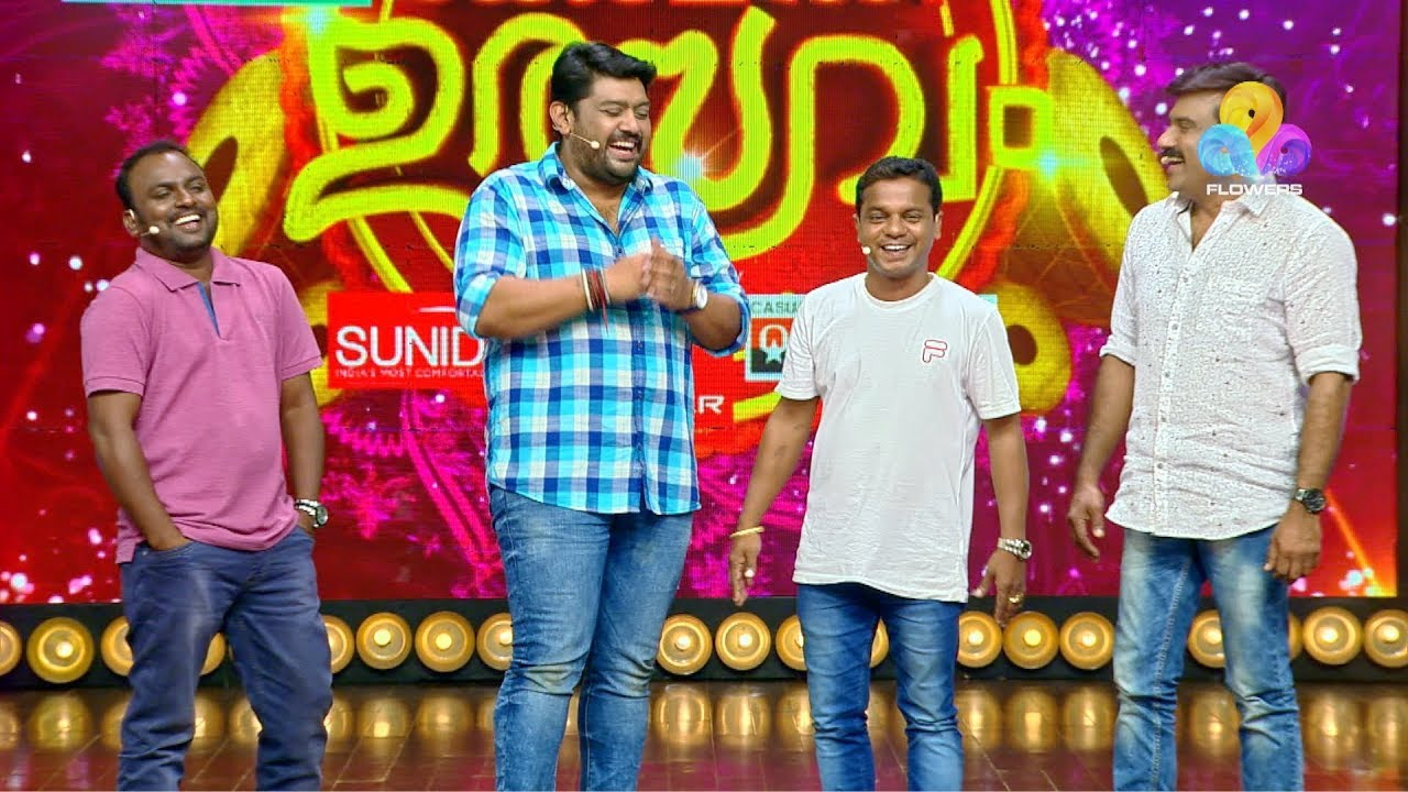 Comedy Utsavam│Flowers│Ep# 189