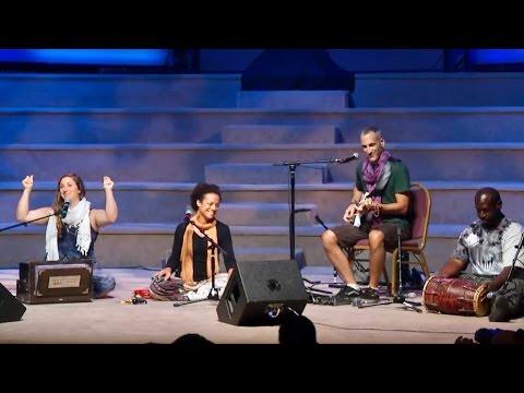 Sacred Ground • Kirtan Soul Revival • Agape International Spiritual Center 2016
