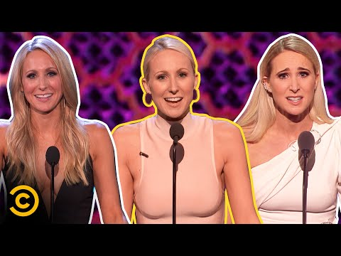 Nikki Glaser's Best Roast Momentsиз YouTube · Длительность: 16 мин15 с
