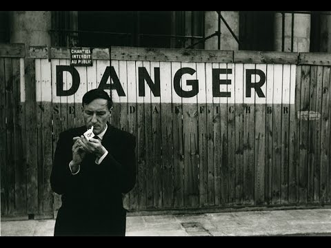 "William S Burroughs - ""The Limits Of Control"" - Full Essay Audiobook"
