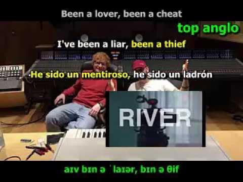 eminem---river-(ft.-ed-sheeran)-[lyrics+español+pronunciación]