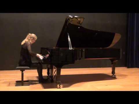 Elisabeth Brauß: L.v. Beethoven - Sonata No. 7 D-Dur op. 10 No. 3, 1. Satz
