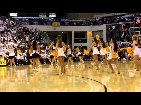 Long Beach State Cheer and Dance Teams