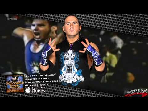 "WWE [HD] : Matt Hardy 5th Theme - ""Live For The Moment"" (Full Version) + [Download Link]"