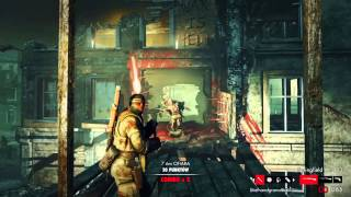 Zombie Army Trilogy • PS4 gameplay • Sniper Elite: Nazi Zombie Army 3