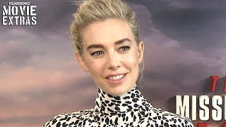 MISSION: IMPOSSIBLE FALLOUT | Vanessa Kirby talks about her experience making the movie