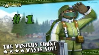 Let's Play Battalion Wars- Part 1