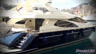 Monaco's Mega Yachts