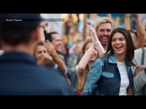 Pepsi tut der Werbefilm mit Kendall Jenner leid