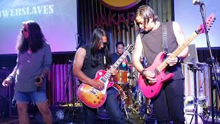 POWER SLAVES - F.O.L.A (FIND OUR LOVE AGAIN) LIVE AT HARD ROCK CAFE JAKARTA