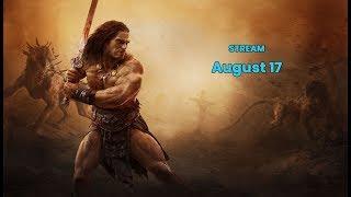 Conan Exiles Stream: Pet System, Nu-combat and Jhebbal Sag
