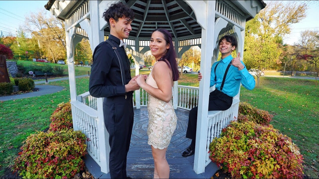 our-first-homecoming-cute