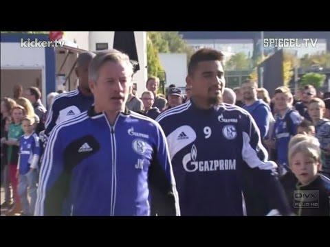 Schalke gegen Dortmund: Countdown für das Spiel der Spiele