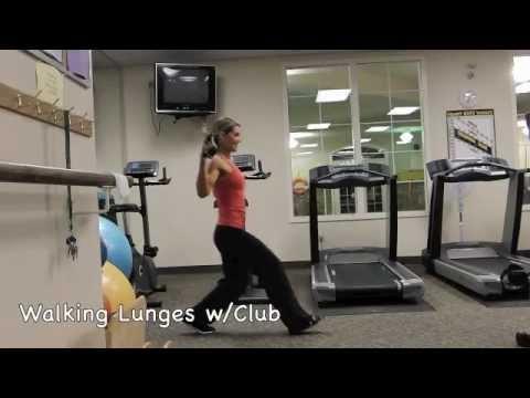 Golf Fitness Lower Body Exercises