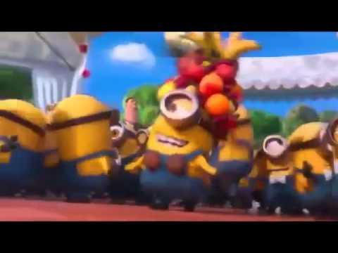 EL Taxi Versión Minions