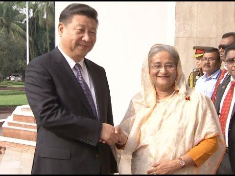 China, Bangladesh Lift Ties to Strategic Partnership of Cooperation