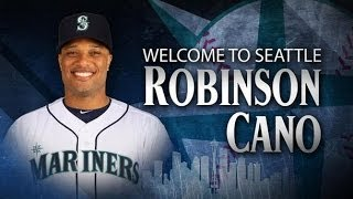 Robinson Cano Official 2013 Highlights