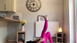 Release tight hips
