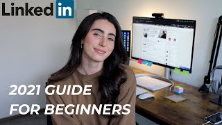 How To Use LinkedIn For Beginners 2021 (8 profile tips for success) screenshot 5