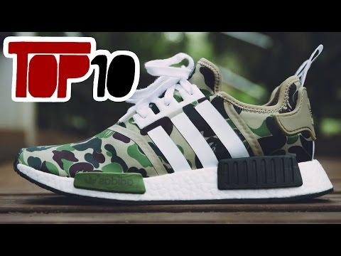 Top 10 Greatest Collaboration Shoes